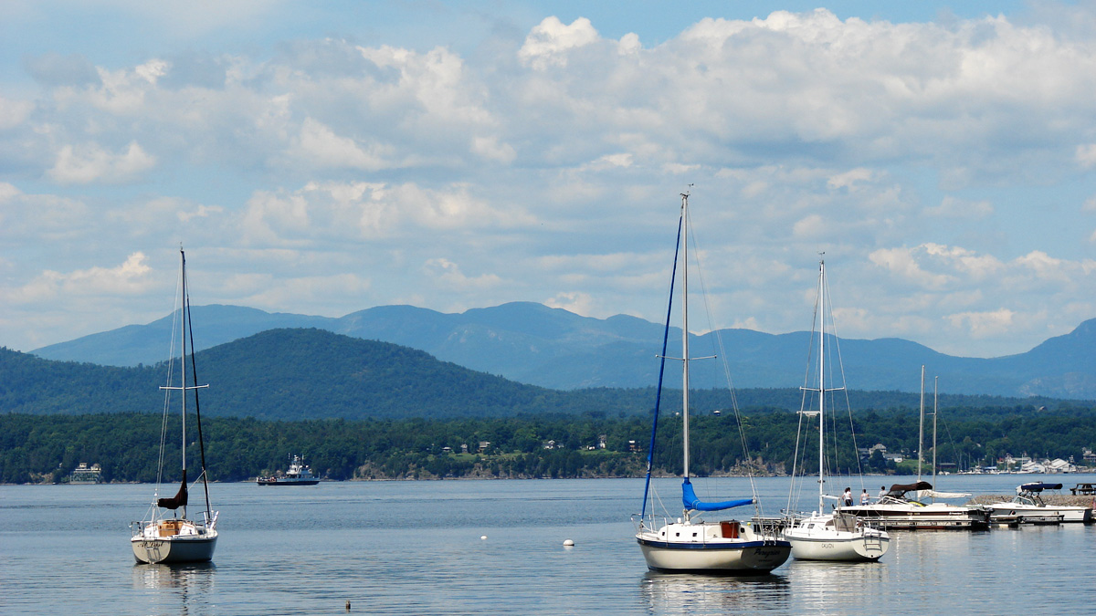 an analysis of the evolution of the lake champlain basin In vermont and across the lake champlain basin, little is known about the extent of tile drainage systems, and the potential impacts of tile drainage systems on water quality have not been assessed with adequate rigor.